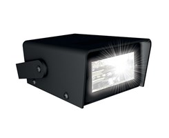Strobe light led 12,5x9,5x5cm ex. 3xAAbatterier