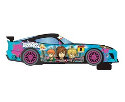 Team GT Lightning - Team GT Sunrise (Anime)