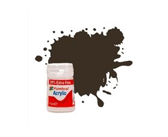 Acrylic maling Service Brown 18,2ml - gloss