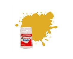 Acrylic maling Gold 18,2ml - metallic
