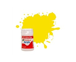 Acrylic maling Lemon 18,2ml - matt