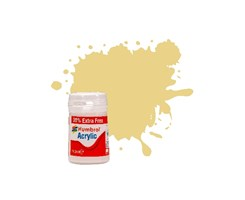 Acrylic maling Cream 18,2ml - matt