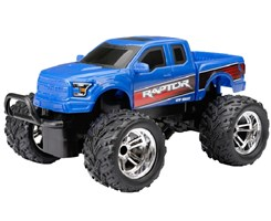 Chargers Jeep/Raptor 1:18 R/C ass.