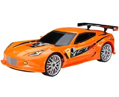 New Bright 1:12 RC Chargers Corvette C7R-assorted