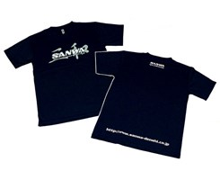 RADICON OTHERS:T-SHIRT-2012 NAVY-L