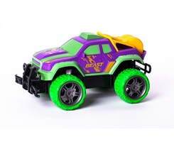 Gallop Beast Rapidly 1:18  27Mhz R/C purple/green