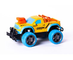 Gallop Beast Rapidly 1:18 27Mhz R/C yellow/blue