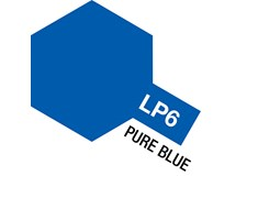 Tamiya Lacquer Paint LP-6 Pure Blue